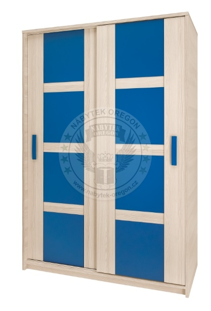 Skříně a skříňky - Skříň Brumbál s posuvnými dveřmi