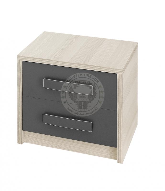 Ložnice - Noční stolek Brumbál