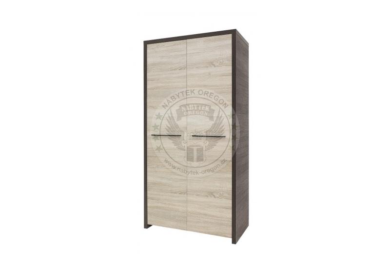 Skříně a skříňky - Šatní skříň Katar SZ2D