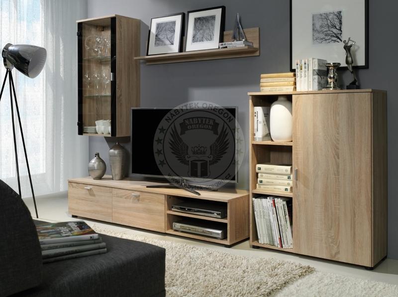 Obývací stěny a sestavy - Sestava Denny 3