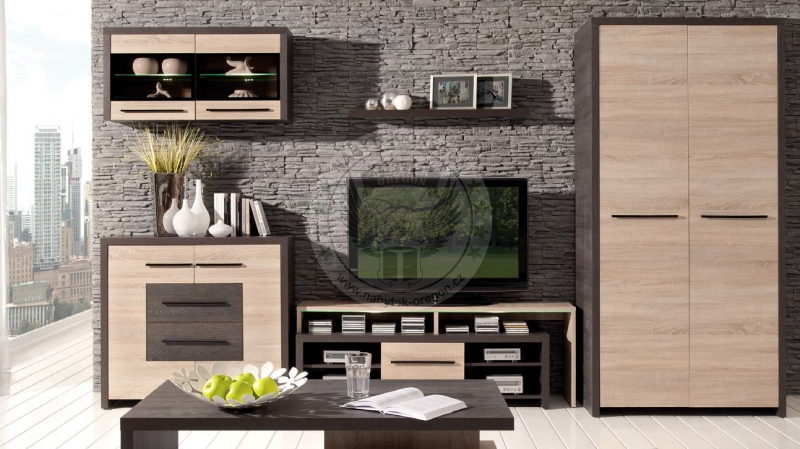 Obývací stěny a sestavy - Obývací sestava Katar 3