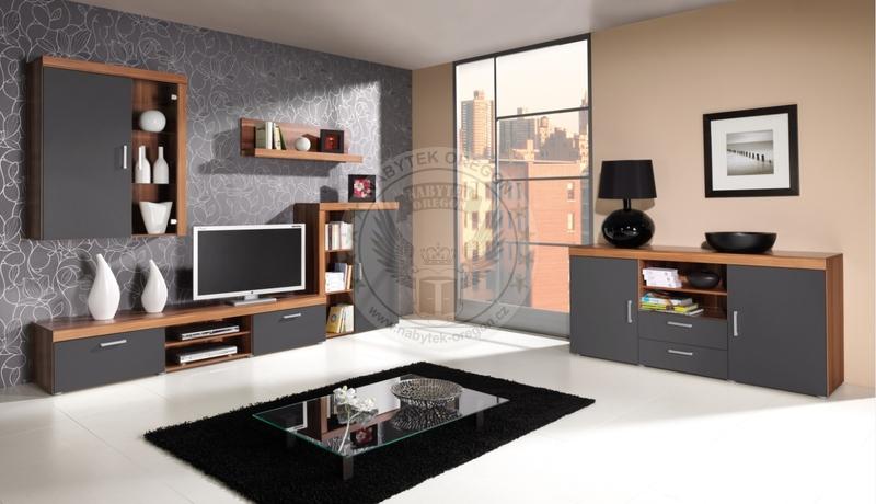 Obývací stěny a sestavy - Obývací sestava  Sammy 3