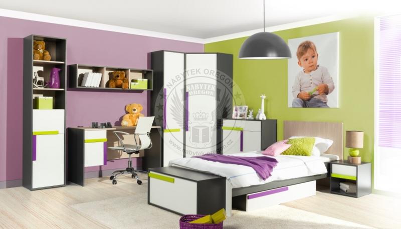 Dětské pokoje - Dětský pokoj Istanbul 3