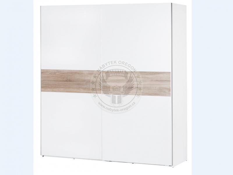 Skříně a skříňky - Šatní skříň Veria 01