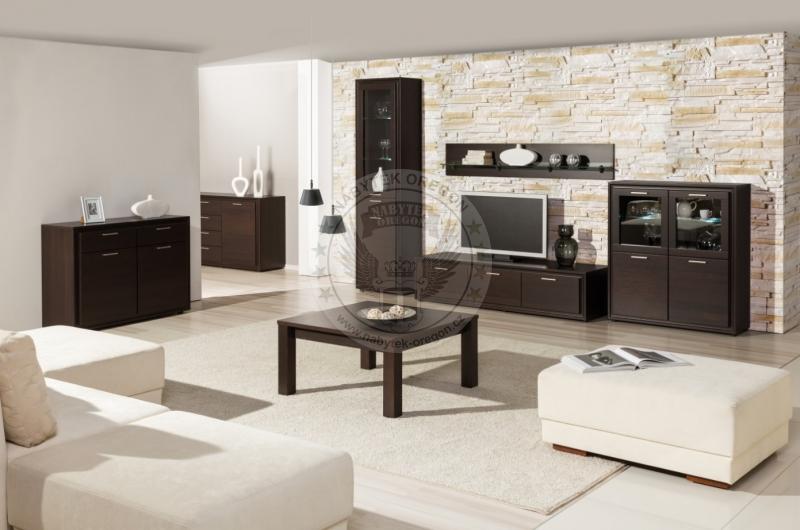 Obývací stěny a sestavy - Obývací sestava Conte