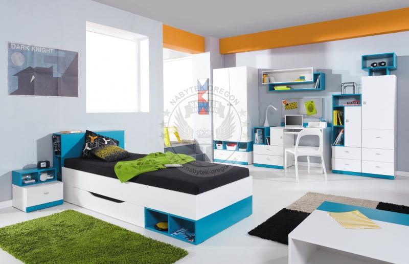 Dětské pokoje - Sestava nábytku Chip 1
