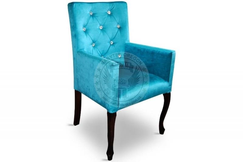 Jídelní židle - Luxusní jídelní křesílko King