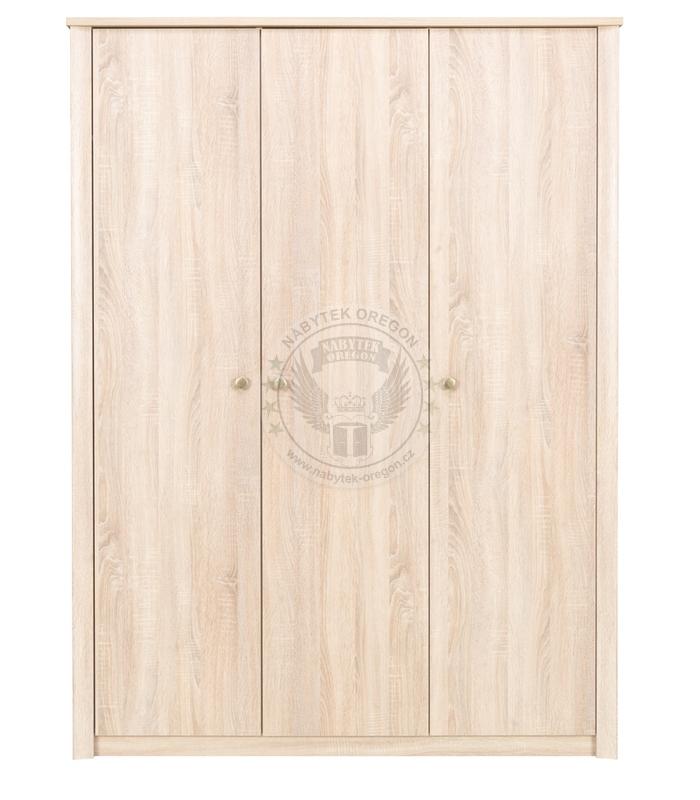 Skříně a skříňky - Šatní skříň Felicity F3