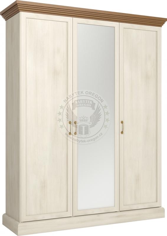 Skříně a skříňky - Skříň Rubín S3D