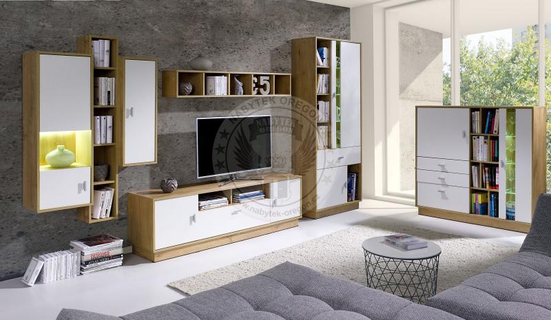 Obývací stěny a sestavy - Obývací stěna Paris