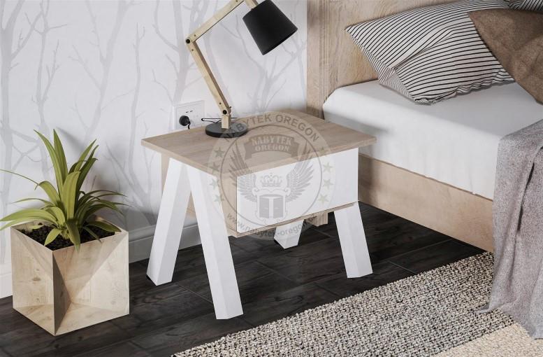Ložnice - Noční stolek Haga