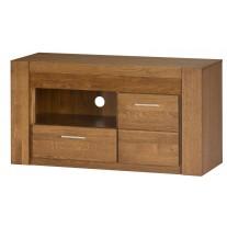 Televizní stolek Velvet 24 z masivního dřeva