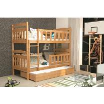 Patrová postel Lolek 3