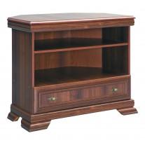 Rohový televizní stolek Beryl KRTN