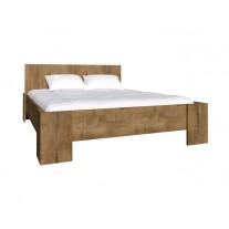 Manželská postel Malachit L1