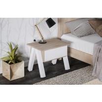 Noční stolek Haga