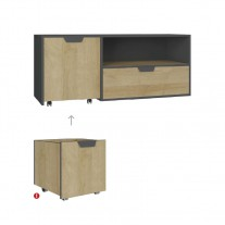 Televizní stolek Nano 10